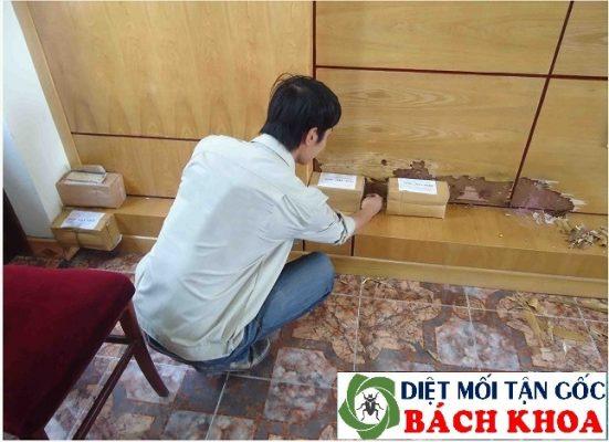 Cửa hàng bán thuốc diệt mối tại Hà Nội