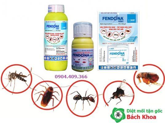 Cửa hàng bán thuốc diệt muỗi tại Hà Nội thuốc diệt muỗi fendona 10SC