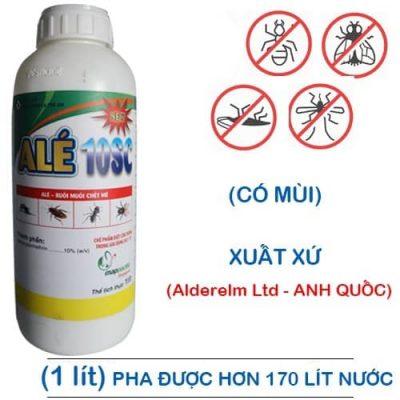 Thuốc dệt muỗi ALÉ 10SC 1 lít