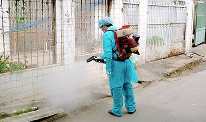Thuốc diệt muỗi Permecide 50EC loại 100ml