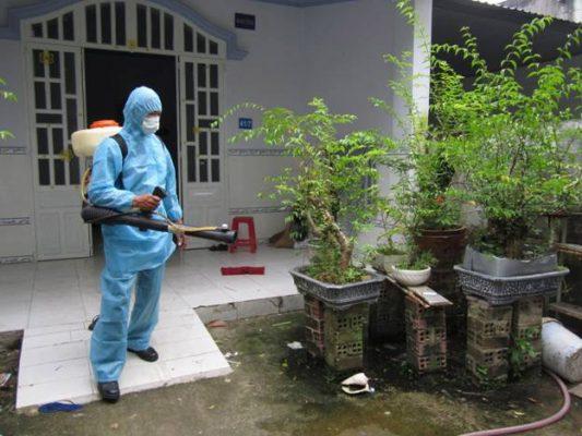 Thuốc diệt muỗi fendona 10SC