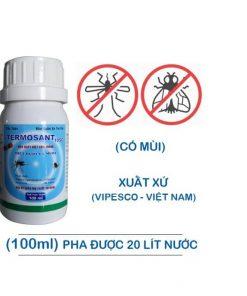 Termosant 10SC 100ml thuốc diệt muỗi ruồi