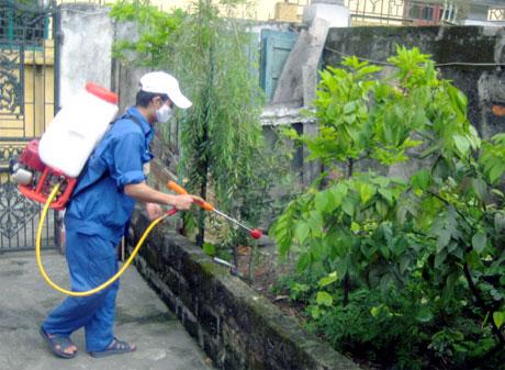 thuốc diệt muỗiPerme Uk 50EC